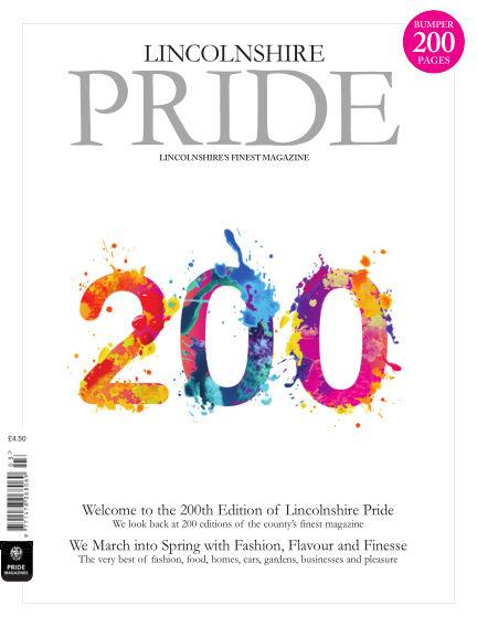 Lincolnshire Pride February 08, 2019 00:00