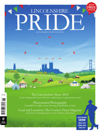 Lincolnshire Pride June 2019