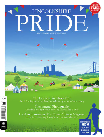 Lincolnshire Pride May 17, 2019 00:00