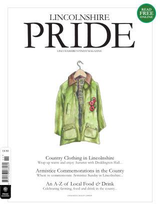 Lincolnshire Pride November 2019