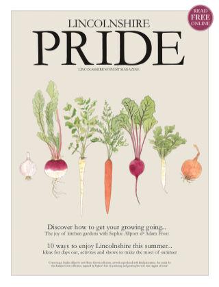 Lincolnshire Pride May 2021