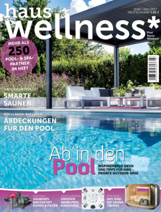 haus+wellness* Nr. 03 2017