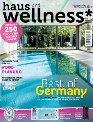 haus+wellness* Nr. 01 2017