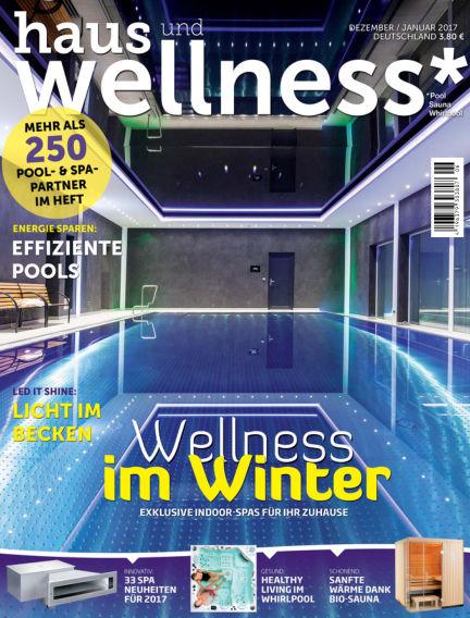 haus+wellness* November 23, 2016 00:00