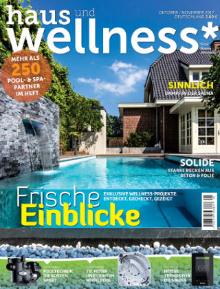 haus+wellness* Nr. 05 2017