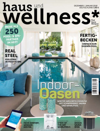 haus+wellness* Nr. 06 2017