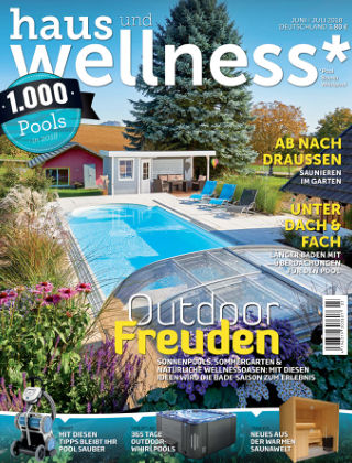 haus+wellness* Nr. 03 2018