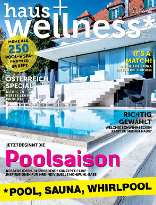 haus+wellness* Nr. 02 2019
