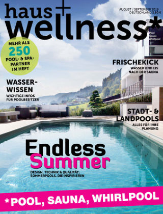 haus+wellness* Nr. 04 2019