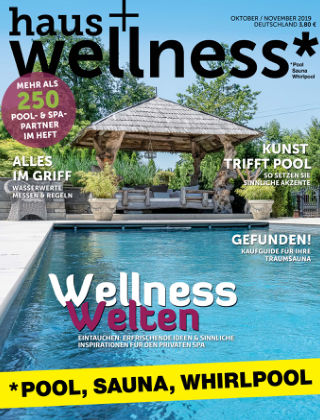 haus+wellness* Nr. 05 2019