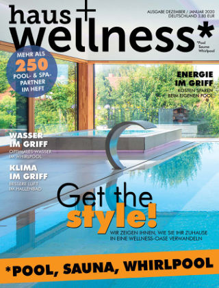 haus+wellness* Nr. 06 2019
