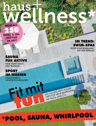haus+wellness* Nr. 01 2020