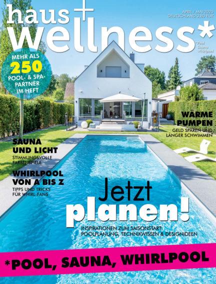 haus+wellness* March 18, 2020 00:00