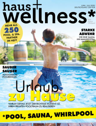 haus+wellness* Nr. 03 2020