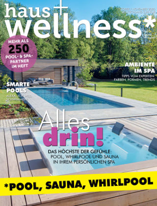 haus+wellness* Nr. 05 2020