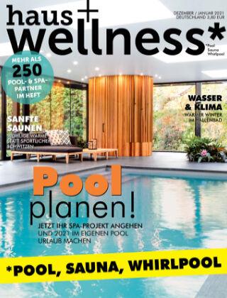 haus+wellness* Nr. 06 2020