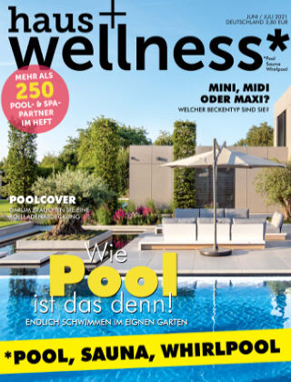 haus+wellness* Nr. 03 2021