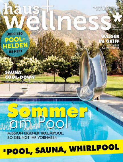haus+wellness* July 21, 2021 00:00