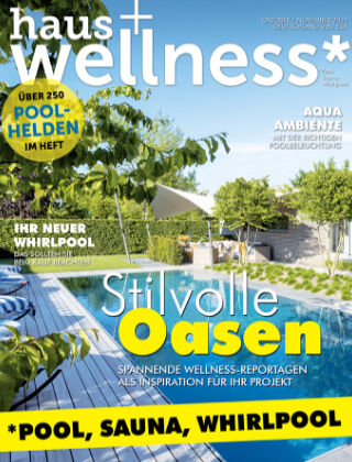 haus+wellness* Nr. 05 2021