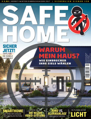 SAFE HOME Nr. 02 2017