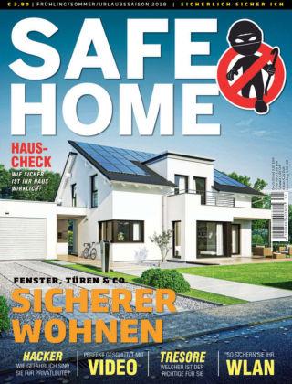 SAFE HOME Nr. 01 2018