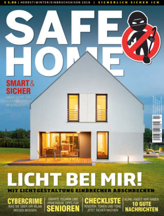 SAFE HOME Nr. 02 2018