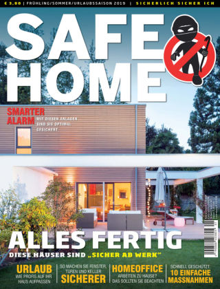 SAFE HOME Nr. 01 2019