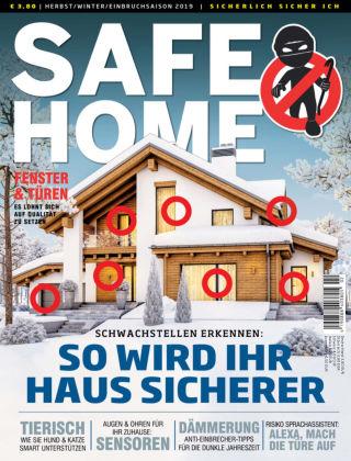 SAFE HOME Nr. 02 2019