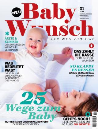 BabyWunsch Nr. 01 2018