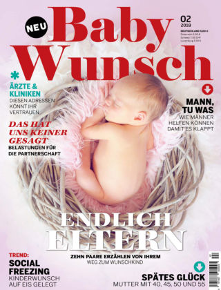 BabyWunsch Nr. 02 2018