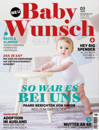 BabyWunsch Nr. 03 2018