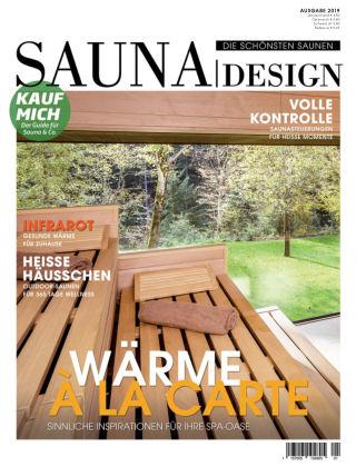 SAUNA/DESIGN Ausgabe 2019