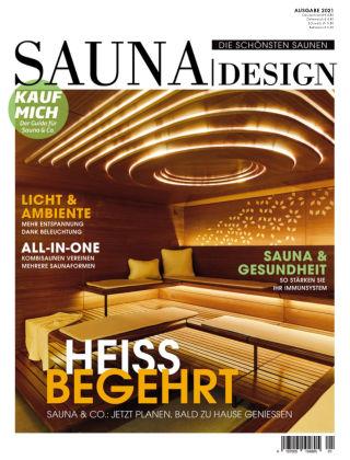 SAUNA/DESIGN Ausgabe 2021