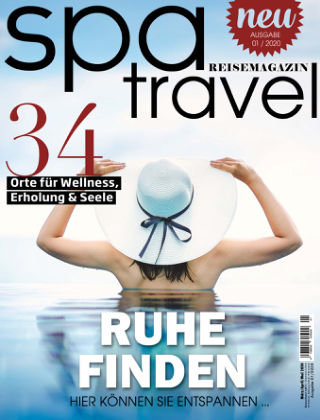 spa travel Nr. 01 2020