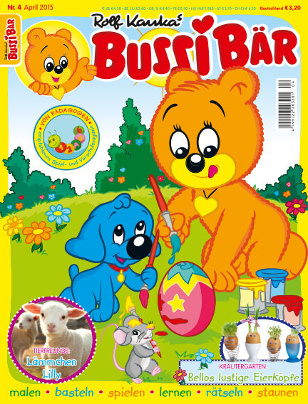 BUSSI BÄR March 12, 2015 00:00