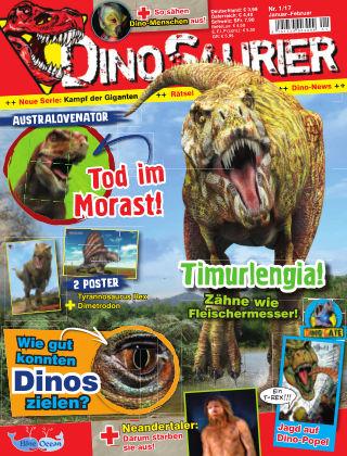 Dinosaurier 1701