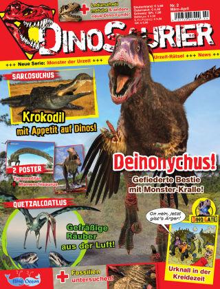 Dinosaurier 1902