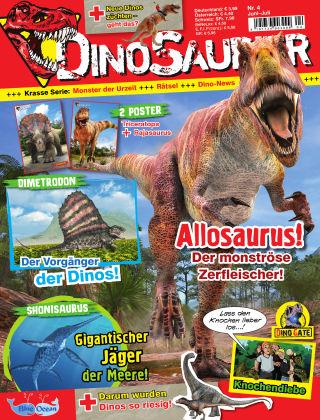 Dinosaurier 1904