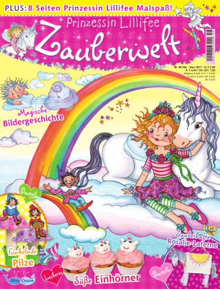Prinzessin Lillifee Zauberwelt 1756