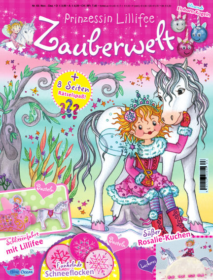 Prinzessin Lillifee Zauberwelt Subscription Best Offer With Readly