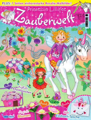 Prinzessin Lillifee Zauberwelt 1965