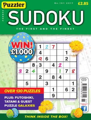 Puzzler Sudoku No.161