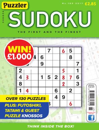 Puzzler Sudoku No.165