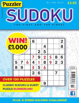 Puzzler Sudoku No.169