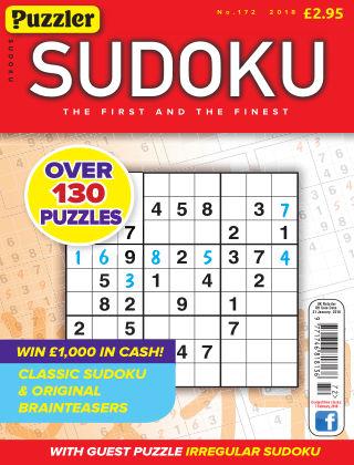 Puzzler Sudoku No.172