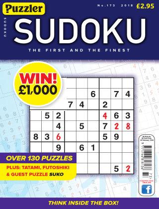 Puzzler Sudoku No.173