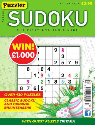 Puzzler Sudoku No.174