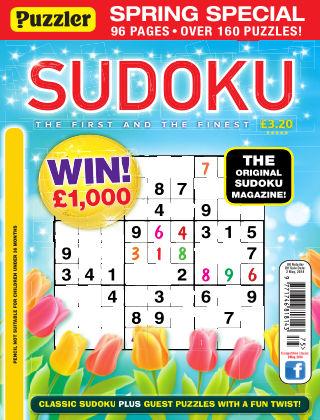 Puzzler Sudoku No.175