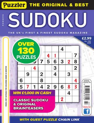 Puzzler Sudoku No.180