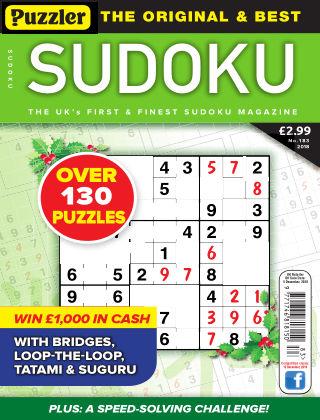 Puzzler Sudoku No.183